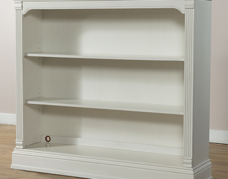 TRINITY HUTCH/BOOKCASE